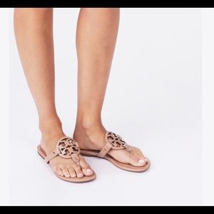 TORY BURCH | MILLER SANDAL, LEATHER